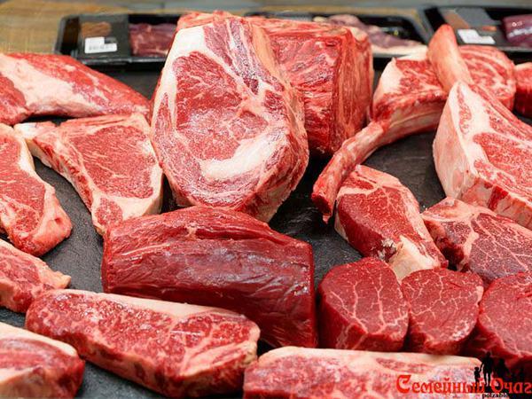 свежее мясо для фарша на котлеты